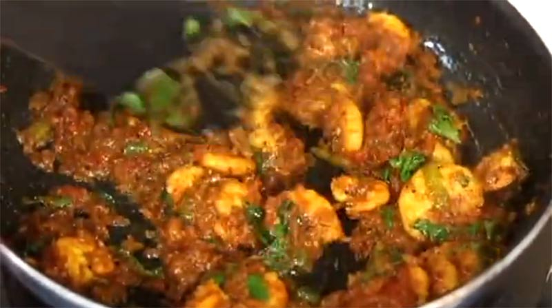 How to Make Goan Prawn Balchao